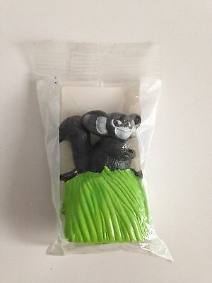 Unopened Madagascar Maurice Cereal Box Toy