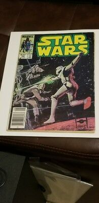 Star Wars #98 (1985) FN- LOW PRINT LATE LATER ISSUE 🔥LOOK AT MY OTHER AUCTIONS