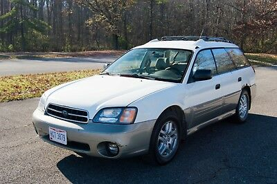 2001 Subaru Outback  01 Subaru Outback 5-speed Manual--Perfect Winter Daily