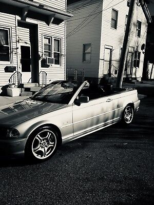 2002 BMW 3-Series Convertible BMW 330 Ci Convertible    Original family since new , low 60,962miles,