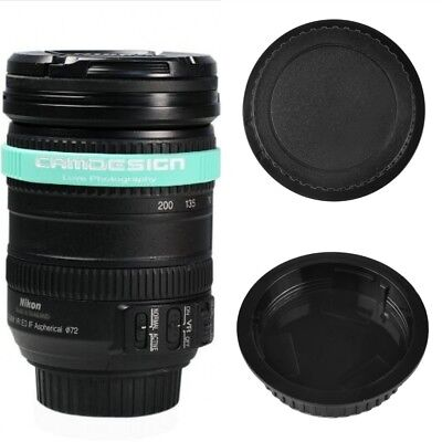 Practical Rear Len Cap Cover For Canon EOS Rebel EFS EF EF-S Mount Lens DSLR SLR