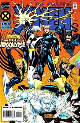 AMAZING  X--MEN   [Marvel  -  Mar  1995}  Age of Apocalypse   ##1  ##2  ##3