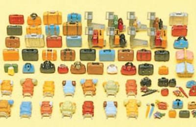 Preiser Ho Accessories Luggage Ps17005