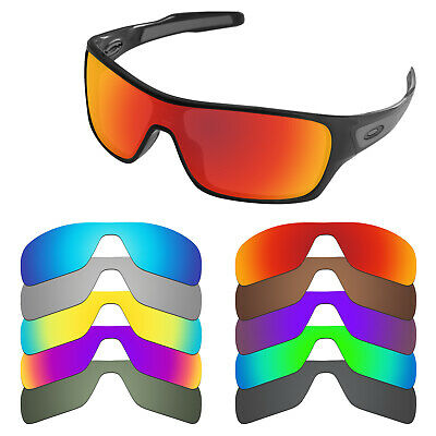 Tintart Replacement Lenses for-Oakley Turbine Rotor Sunglasses -Multiple Options