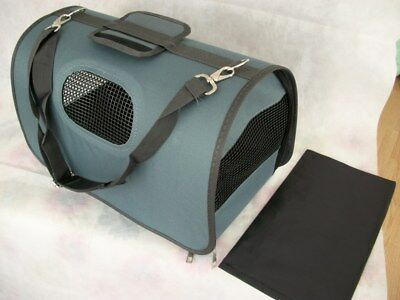 Portable Pet Chien Chat Lapin Puppy Carrier Travel Cage Crate Cage  transporteur