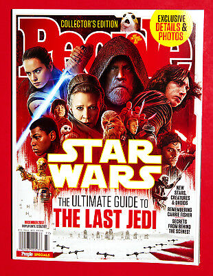 People Star Wars The Ultimate Guide To The Last Jedi Magazine
