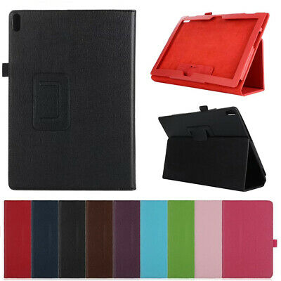 PU Leather Stand Case Cover Shockproof For Lenovo Tab 2 3 4 7 8 10 Plus Tablet