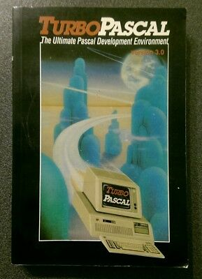 Turbo Pascal version 3.0 - Paperback Reference Manual