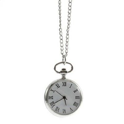 Antique Dial Quartz Round Pocket Watch with chain Mechanical Movement Penda S2O2