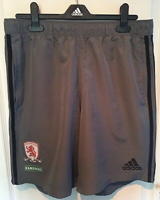 Official Middlesbrough FC Training Shorts