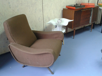 Poltrone due Lady design Zanuso armchairs anni '60
