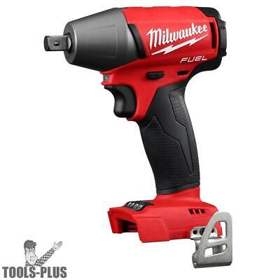 "Milwaukee 2755-20 M18 FUEL 1/2"" Compact Impact w/ Pin Detent (Tool Only) New"