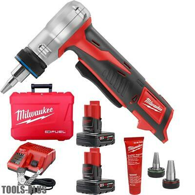 Milwaukee 2432-22XC M12 ProPEX Expansion Tool Kit New