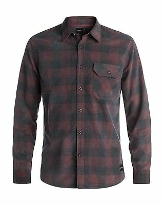 NEW QUIKSILVER™  Mens Loading Zone Long Sleeve Shirt Tops