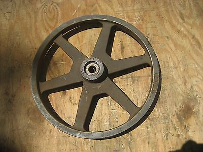 kalamazoo band saw pulley or wheel