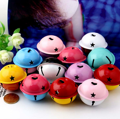1PCS Hot Decorative hand made traditional two-tone lacquered little bell art DIY