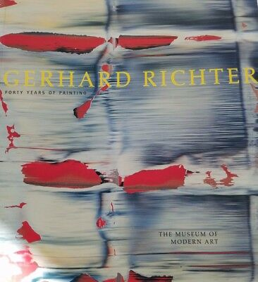 Used book in great condition, Gerhard Richter from Museum of Modern Art.