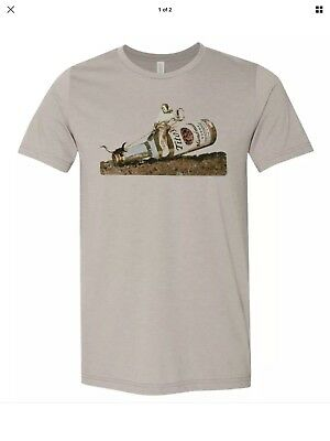 Titos Vodka Rodeo T-Shirt New
