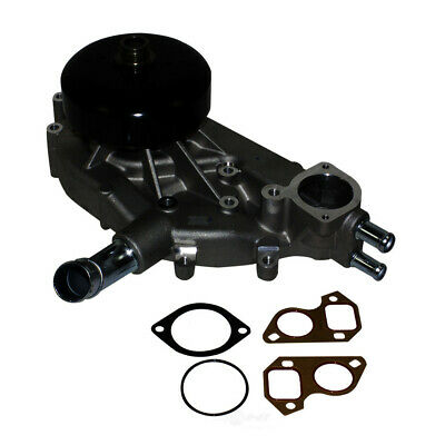 2006 saab 9-7x water pump replacement