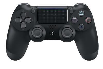 Controller Dualshock 4 V2 Black New Wireless Per PS4