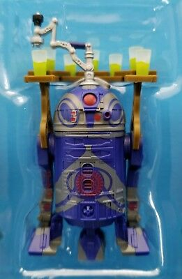 Star Wars 2017 The Clone Wars R2-C2 Disney BAD Droid Factory Astromech LOOSE!!