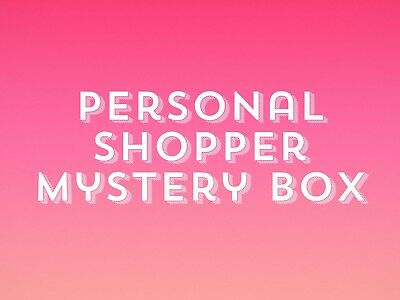 Personal Shopper Mystery Boxes