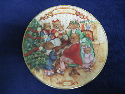 Avon Together For Christmas Porcelain Plate/Tray NM condition
