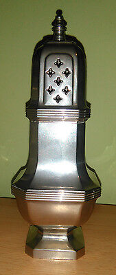 Attractive silver-plated sugar shaker