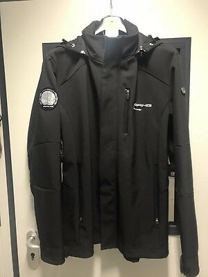 AMG Private Lounge - XXL Wetterjacke (Soft Shell) Original Hugo BOSS