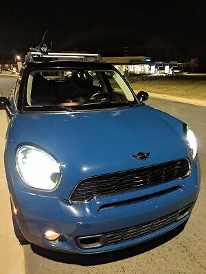 2011 Mini Countryman S 2011 Mini Cooper Countryman S - 70K Miles - Clean Carfax - 2 Owners