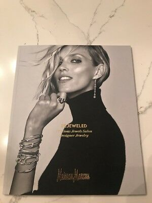 Neiman Marcus BEJEWELED 2017 Catalog-Brand New