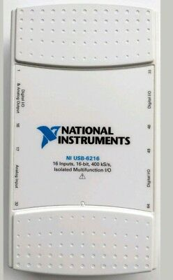 national instruments daq usb 6216