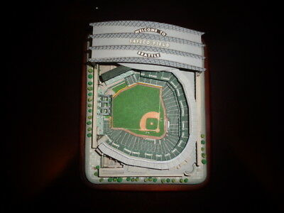 danbury mint safeco field home of the seattle mariners stadium