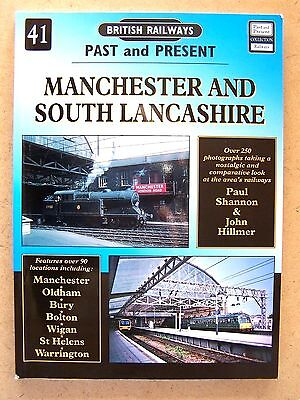 Railways Past & Present No.41 Manchester & S.lancs. Book.