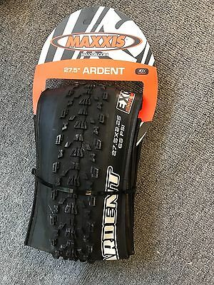 Maxxis Ardent 27.5 x 2.25 EXO folding tyre