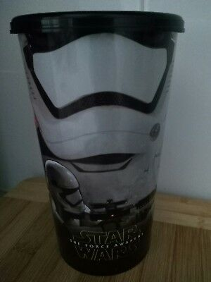 Star Wars Collector Cup The Force Awakens 2015 film movie collectable Rey Finn