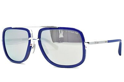 Nc DITA Mach-One 2030 J Blue Silver Limited Edition Sunglasses without case