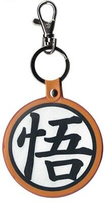 *NEW* Dragon Ball Z Capsule Corp PU Key Chain by GE Animation