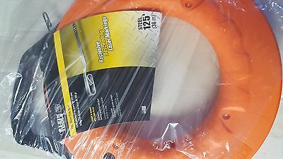 Klein Tools 56003 125' Depth Finder Steel Fish Tape Electric cable wire puller