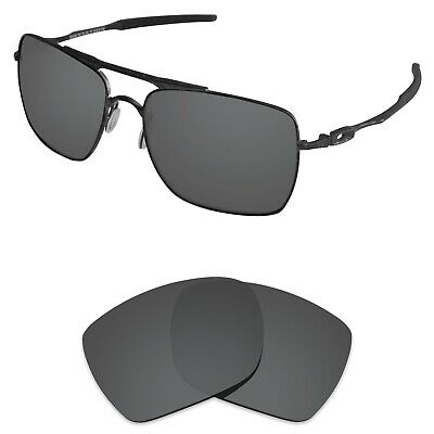 53b2355e2aaa5 Tintart Polarized Replacement Lenses for-Oakley Deviation Carbon Black (STD)