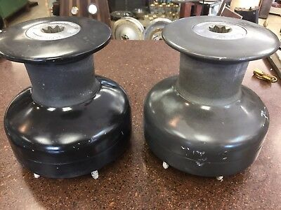 Pair of Barlow 25 Winches in good working order