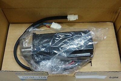 YASKAWA NIB SGM-04A314 AC SERVO MOTOR 400W for replacement MOT-I-846=3L43