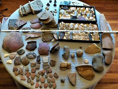 HUGE Collection Paleo, Archaic, Neolithic. Meso-American & Much MORE!!!