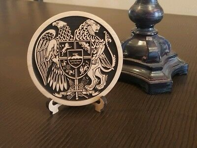 Armenian Coat of Arms symbol Gerb 5x5
