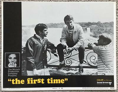 Wes Stern First Time 1969 #6 Org Lobby Card 36