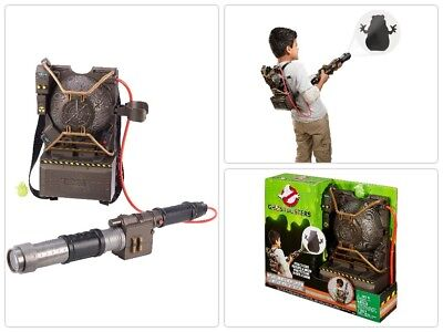 New Ghostbusters Electronic Proton Pack Projector Ghost Hunting Gift Backpack