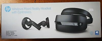 HP Mixed Reality Headset with Controllers (RRP $799)