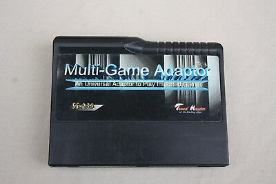 Sega Saturn Multi-Game Adaptor Ss-239 - American Seller