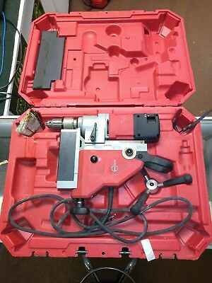 4274-21 13 Amp 1-5/8 in. Magnetic Drill Kit Fast Shipping Available Milwaukee