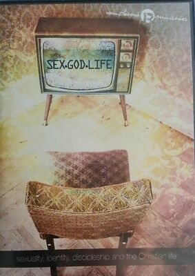 SEX.GOD.LIFE DVD Sexuality, identiy, discipleship and the Christian life 3xDiscs